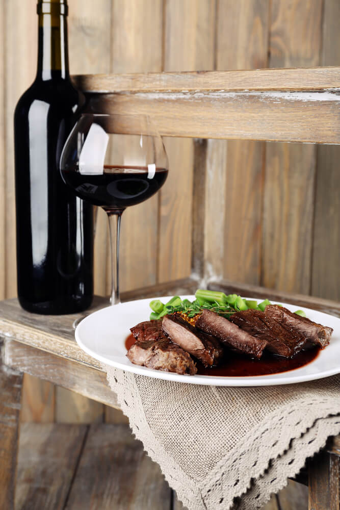 Marinated Elk Loin With Asian Barbecue Sauce The Sporting Chef