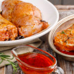 wild game red pepper marinade