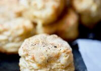 Stacy Lyn Harris's cheesy homemade biscuits