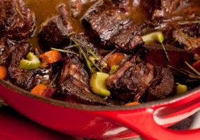 venison neck roast