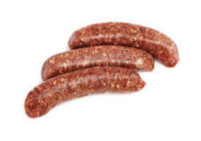 vension sausage